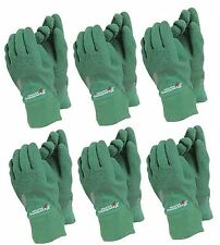 6x Town & Country TGL429 Professional - The Master Gardener Gloves Mens - Large