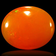 1.83 ct Very good Oval Cabochon Shape (11 x 9 mm) Yellow Opal Natural Gemstone