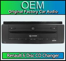 Renault Laguna CD Changer + keys, Renault 6 Disc player MH9RN930 ALR93013770