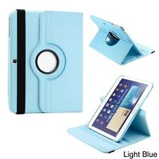 """Samsung Galaxy Tab 3 GT-P5210 P5200 10.1 inch 10"""" with stand leather PU case"""
