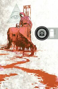 DEPARTMENT OF TRUTH #8 SIENKIEWICZ VARIANT 1ST PRINT 2021 IMAGE COMICS 03