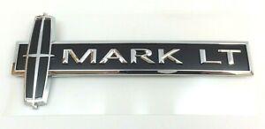 2006-2008 Lincoln Mark LT right passenger front door Badge Nameplate Emblem OEM