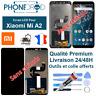 Écran complet LCD + tactile Xiaomi Mi A2 / Mi 6X Noir + Outils, stock FR