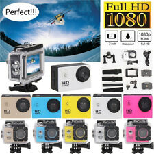 "ULTRA HD ACTION CAMERA SJ4000 2"" 1080P SPORTS DV CAM WATERPROOF AS GOPRO"
