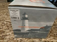 2004 Harbour Lights 673 Fresnel Lens 4th Order Hereford New In Box #1472 of 4000