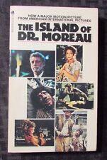 1977 THE ISLAND OF DR MOREAU by Joseph Silva 1st Ace Paperback VF- Movie