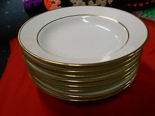 "Great Set of 8 STRAWBERRY STREET Soup Bowls...9"" diameter"