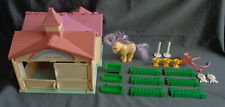 MY LITTLE PONY MLP G1 Show stable + Lemon Drop HASBRO 1984 + accessories set toy