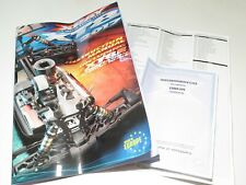 XB-0107 team xray XT8 2017 Truggy instruction manual