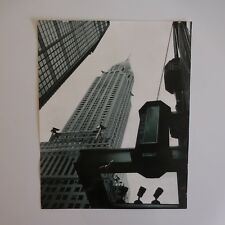 Poster photographie EMPIRE STATE BUILDING New York USA