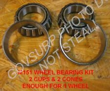 WHEEL BEARING SET FOR M416 TRAILER NOS PN# 5702247 NSN: 2530-00-887-1341