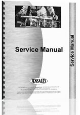 Ford 755 755A 755B Tractor Loader Backhoe Service Manual FO-S-755+