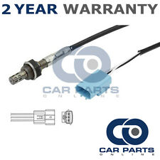 FOR NISSAN ALMERA TINO 1.8 2000-03 3 WIRE FRONT LAMBDA OXYGEN SENSOR O2 EXHAUST