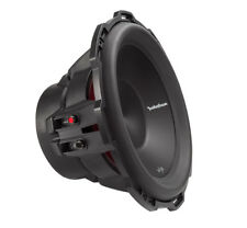 "NEW ROCKFORD FOSGATE P2D4-12 12"" 800W DUAL 4-OHM PUNCH BASS SUBWOOFER SPEAKER"