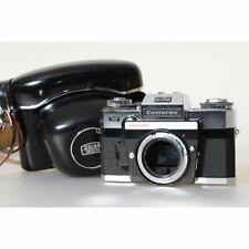 Zeiss-Ikon Contarex Super Electronic Spiegelreflex-Kamera Chrome