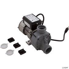 Waterway - Genesis Bath Pump 5.5Amp, Nema Cord & Air Switch - 321FF10-0150