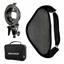 Neewer With A Photo Studio Multi-Function 24 Inches 60X60Cm Soft Box S-Type Spee