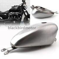 3.3 GAL EFI Gas Tank Stock Fuel Pump Cap For Harley Davidson Sportster XL 04-UP