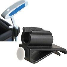 Golf Club New Putter Clamp Holder Ball Marker Golf Bag Clip Putting Organizer