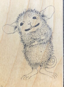 Stampa Rosa House Mouse B332  Untitled (Maxwell )  1999