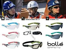 Bolle Safety Glasses RUSH+ SMALL Spectacles Goggles UV Eye Protection Sport Type