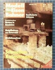 Modelleisenbahner August 8/91 B21192