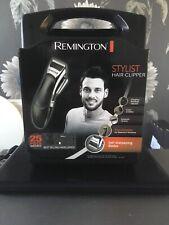 Remington cordless stylist hair clipper 25 piece haircutting kit - bnib