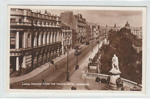 Union Terrace From Palace Hotel (Demolished) 13 Jul 1942 Brown Hynd Dunfermline