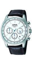 Relojes de pulsera Lorus cuero cronógrafo