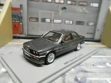 BMW 3er Reihe ALPINA B6 3.5 E30 grau grey 1986 S2808 NEU Spark Resin 1:43