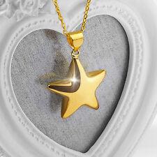 Stella Harmony Estrella Oro embarazo Collar Regalo Bebé Regalo Mamá para ser
