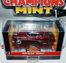2016 Series Racing Champions Mint Chase 1949 Buick Riviera
