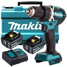 Makita LXT 18V Li-Ion Cordless Brushless Hammer Drill Driver Combo Kit -AU STOCK