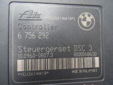 Neu Original BMW 3er E46 ABS Steuergerät DSC3 ATE 6756292