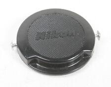 NIKON 34.5MM CLIP ON FRONT LENS CAP/167992