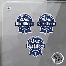 PEGATINA PABST BLUE RIBBON TREK TEAM VINILO VINYL STICKER DECAL ADESIVI