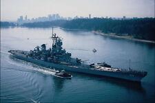 796034 USS Missouri Rare Battleship A4 Photo Print