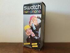 SWATCH TWINPHONE - TELEFONO DOPPIA CONVERSAZIONE ORIGINALE CON SCATOLA