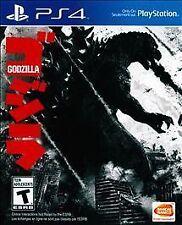 Godzilla (Sony PlayStation 4, PS4, 2015)