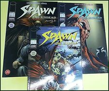 Spawn the Undead n° 11 12 13 (Hors Série T1 T2 etT3)