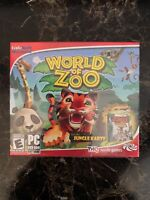 World of Zoo With Jungle Kartz (PC, 2014) (5005-BR24) *SHIPS SAME DAY*