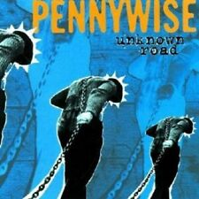 """PENNYWISE """"UNKNOWN ROAD"""" CD REMASTERED NEW+"""