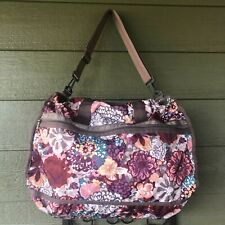 LeSportsac Classic Collection Large Weekender Duffel Bag Retired