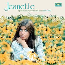"""Jeanette """"Spain's Silky-Voiced Songstress 1967-1983"""" (CD)"""