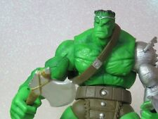 Marvel Legends King Hulk 6in. Action Figure from Fin Fang Foom BAF series