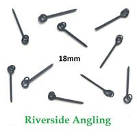 18mm Bait Screw With Round Loop Carp Fishing Rigs End Tackle Pop Ups