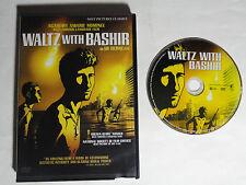 WALTZ WITH BASHIR (DVD, 2009) Yehezkel Lazarov, Mickey Leon, Dror Harazi