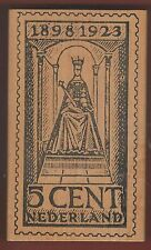 Ivory Coast Rubber Stamp Nederland with Queen 5 Cent 1898-1923 NEW!