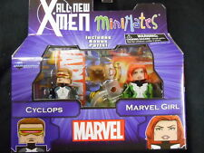 "ALL-NEW X-MEN MARVEL MINIMATES: ""CYCLOPS & MARVEL GIRL"""