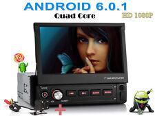 """Rückfahrkamera+ 1 Din 7"""" Android 6.0.1 Autoradio Navigation GPS DVD mit DAB+ MP3"""